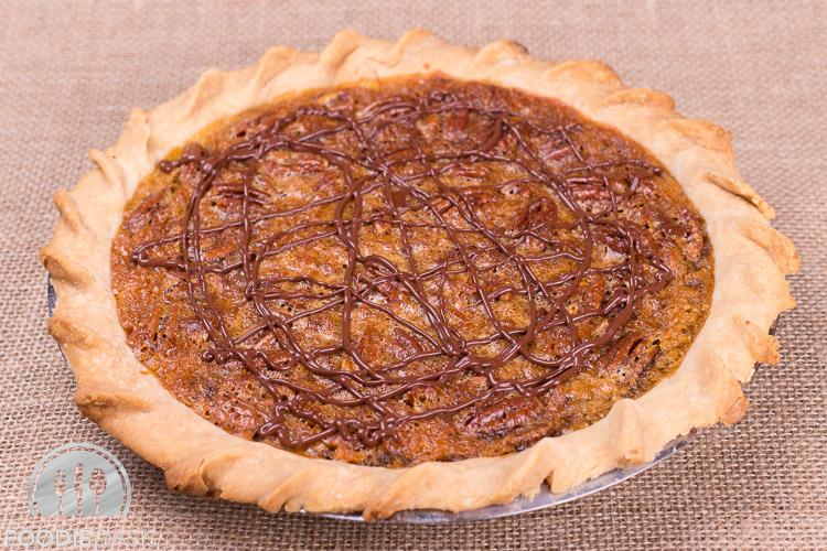 Chocolate Coconut Pecan Pie Bourbon Is Optional Jodale